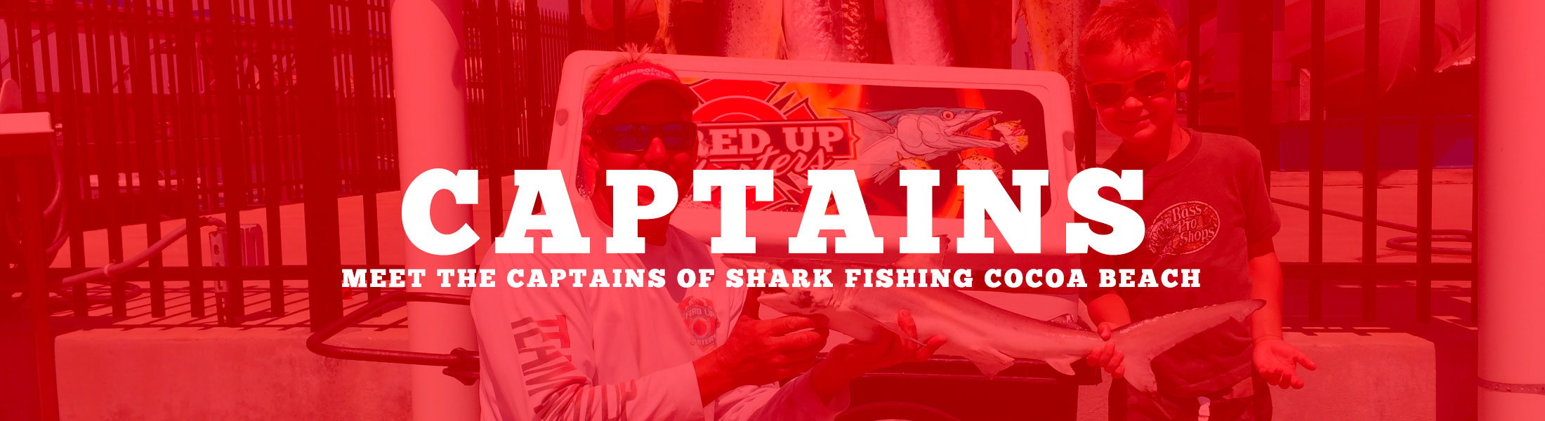 Shark Fishing Cocoa Beach has the best captains in Cape Canaveral.